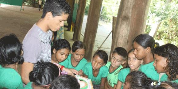 Conheça o projeto na Ilha do Marajó que tem apoio do Criança Esperança