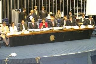 Zeneida Lima alerta no Senado que é preciso salvar a Amazônia